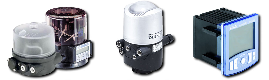 Bürkert controls